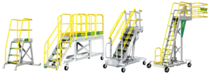 RollaStep Mobile access stairs