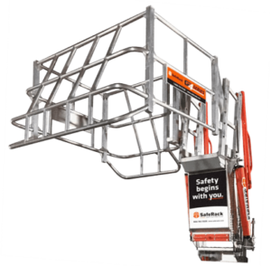 Offset Safety Cage